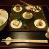 花紋の夕食