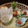 花紋の朝食