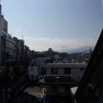 箱根湯本駅から小田原駅へ、そして小田原城を目指す