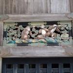 日光東照宮の神厩舎の三猿