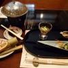 京都 嵐山温泉 花伝抄の夕食