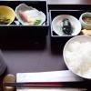 京都 嵐山温泉 花伝抄の朝食