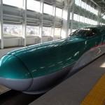 弘前駅からつがる号で青森、そして東京へ