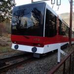 箱根強羅公園から強羅駅に戻る