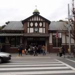 原宿駅から明治神宮へ