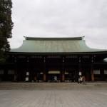 明治神宮社殿