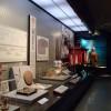沖縄県立博物館・美術館 内部の展示