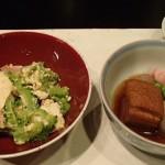 沖縄料理 泉亭で夕食