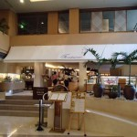 ロワジール スパタワー那覇の朝食