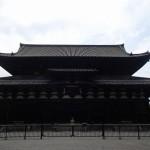 東寺の金堂、講堂