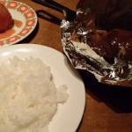 東洋亭ハンバーグステーキ