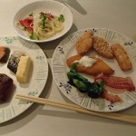 新都ホテルの朝食
