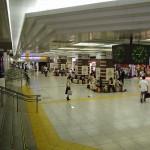 東京駅でサンライズ出雲出発前