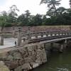 松江城 大手門