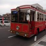 ぐるっと松江レイクラインでJR松江駅へ