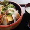 山陰海鮮炉端かば 米子鬼太郎空港で食事