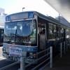 つくば駅からバスで筑波山神社入口へ