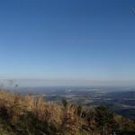 筑波山 おたつ石コースから下山