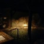 鶴井の宿 紫雲荘 貸切露天風呂「観山の湯」