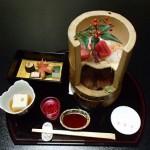 鶴井の宿 紫雲荘の夕食