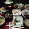 鶴井の宿 紫雲荘の朝食