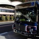 箱根湯本駅からバスで御殿場プレミアムアウトレットへ