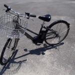 アイランドホテル与那国で電動アシスト付自転車のレンタサイクルを利用