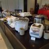 アイランドホテル与那国の朝食