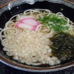 食い亭 福江港 五島うどんを食す