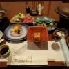 白骨温泉 湯本齋藤旅館の夕食
