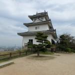 丸亀城 香川 一人旅