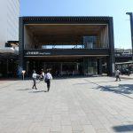 姫路に到着、姫路駅周辺