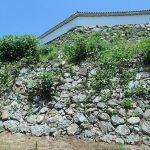 姫路城 黒田官兵衛ゆかりの石垣