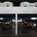 京都駅から三十三間堂、京都国立博物館へバスで移動