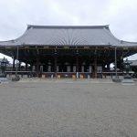 東本願寺 一人旅