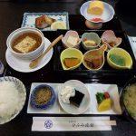 ひふみ旅館の朝食
