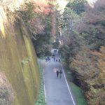 小仏バス停から景信山登山道まで