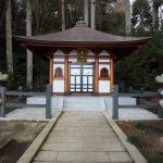 伊達の五郎八姫の霊廟