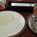 富士屋ホテルチェーンHAKONE HOTEL「イル・ラーゴ」でカレーを食す
