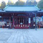 箱根神社、縁結びのご利益を求めて参拝