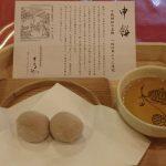 下鴨神社で申餅を食す