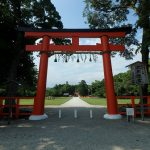 上賀茂神社 下鴨神社 京都 一人旅