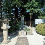 崇福寺、織田信長、信忠の親子の霊廟所
