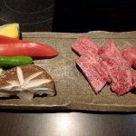 岐阜牛料理「匠味」で岐阜牛を堪能