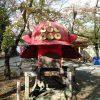 真田神社と真田井戸、西櫓