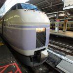 東京駅から新宿を経由して甲府駅への行き方
