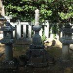三条の方、武田信玄の妻の墓、円光院へ