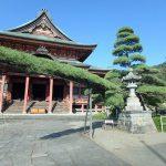 善光寺、甲府の甲斐善光寺を訪れる、キティちゃんサンリオの秘密