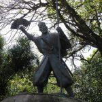 名古屋城の敷地内を散策、加藤清正絡みの場所など