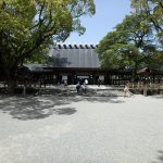 熱田神宮 愛知県 一人旅